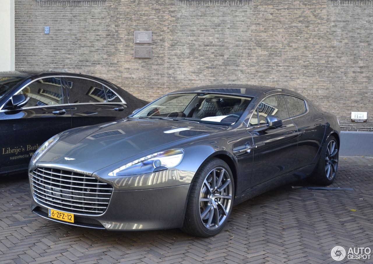 aston martin rapide s 20 october 2016 autogespot. Cars Review. Best American Auto & Cars Review