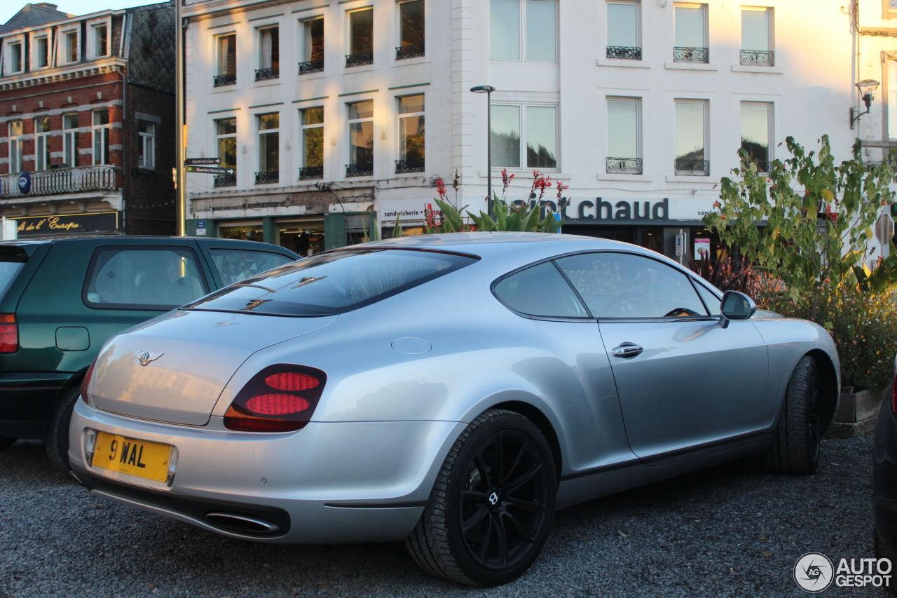 Bentley Continental Supersports Coup 233 20 October 2016