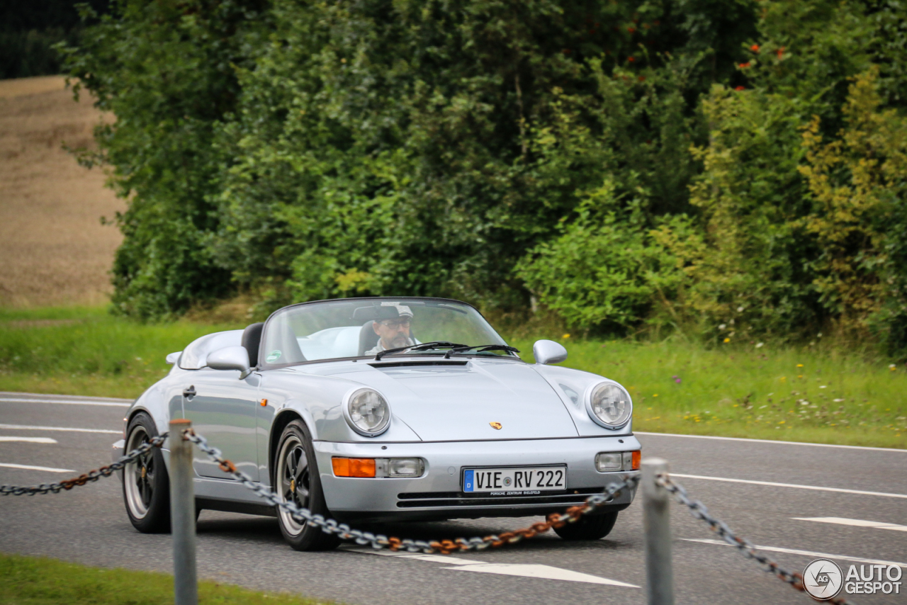 Porsche 964 Speedster 20 October 2016 Autogespot