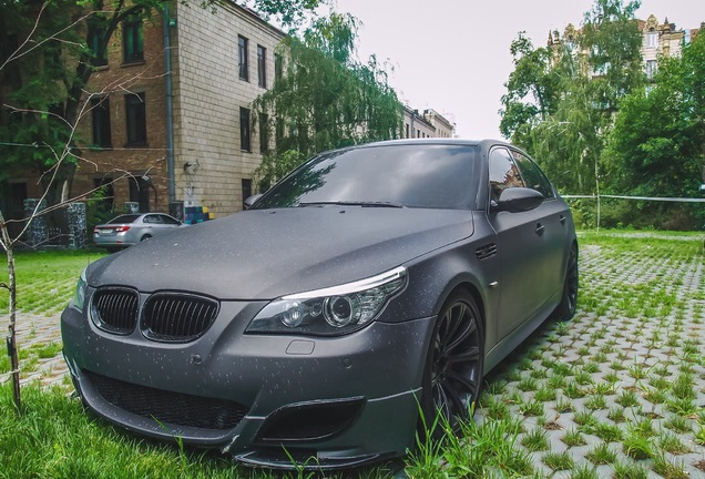 BMW Platinum Motorsport M5 E60