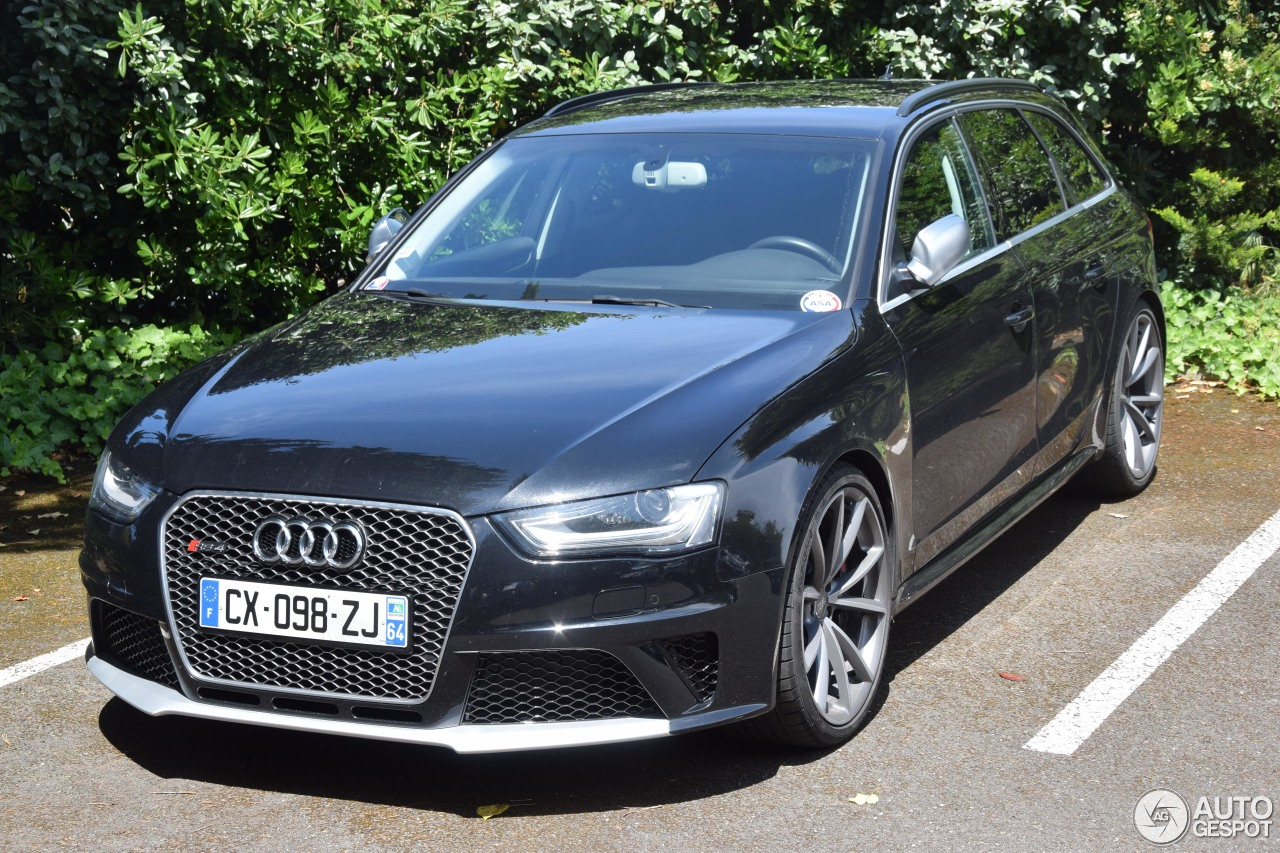 audi rs4 avant b8 21 october 2016 autogespot. Black Bedroom Furniture Sets. Home Design Ideas