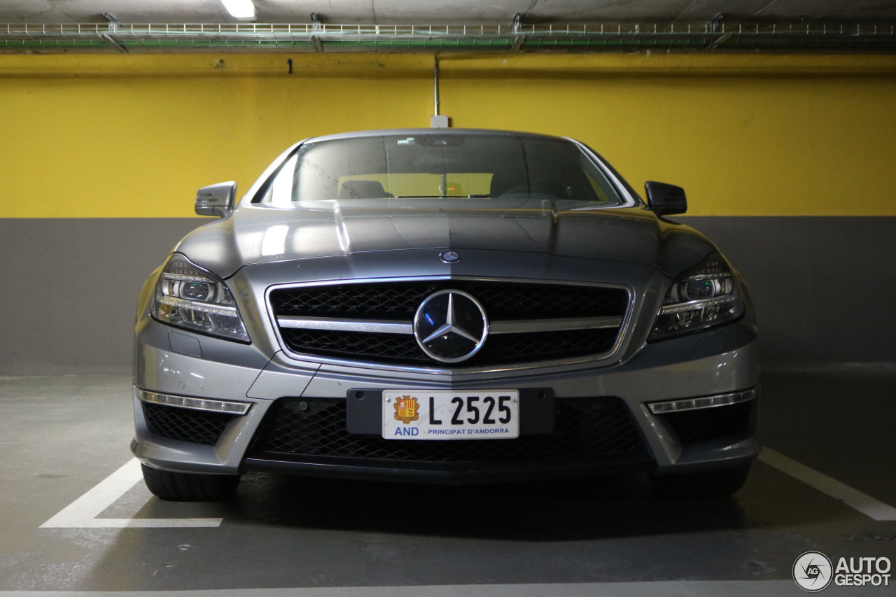 Mercedes benz cls 63 amg c218 21 october 2016 autogespot for Mercedes benz cls 63 amg price