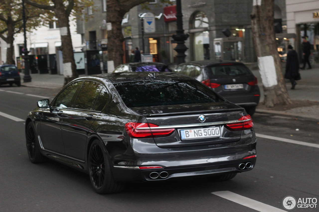 Alpina B7 Biturbo 2017 22 October 2016 Autogespot
