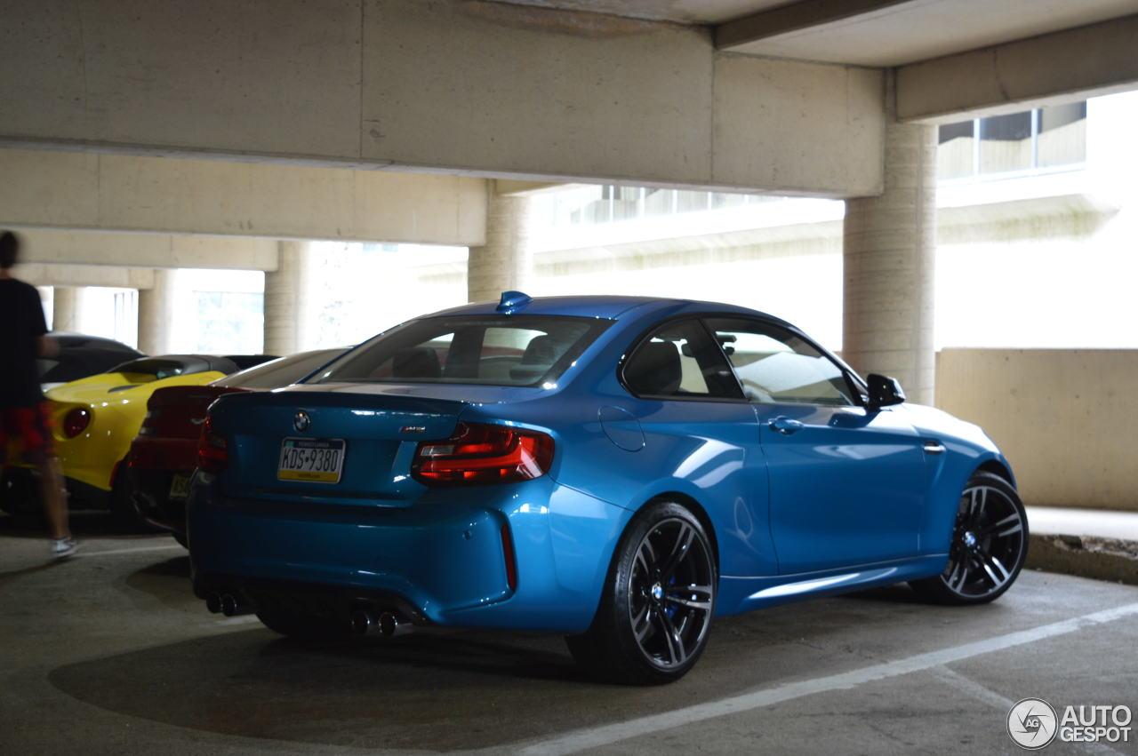 Glen Cove Car Show >> BMW M2 Coupé F87 - 22 October 2016 - Autogespot