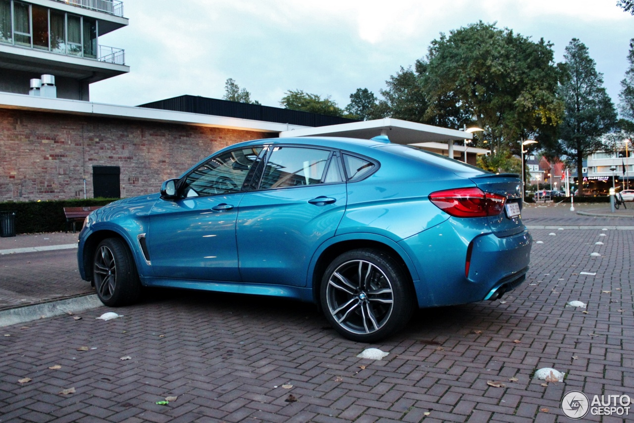 Bmw X6 M F86 22 October 2016 Autogespot