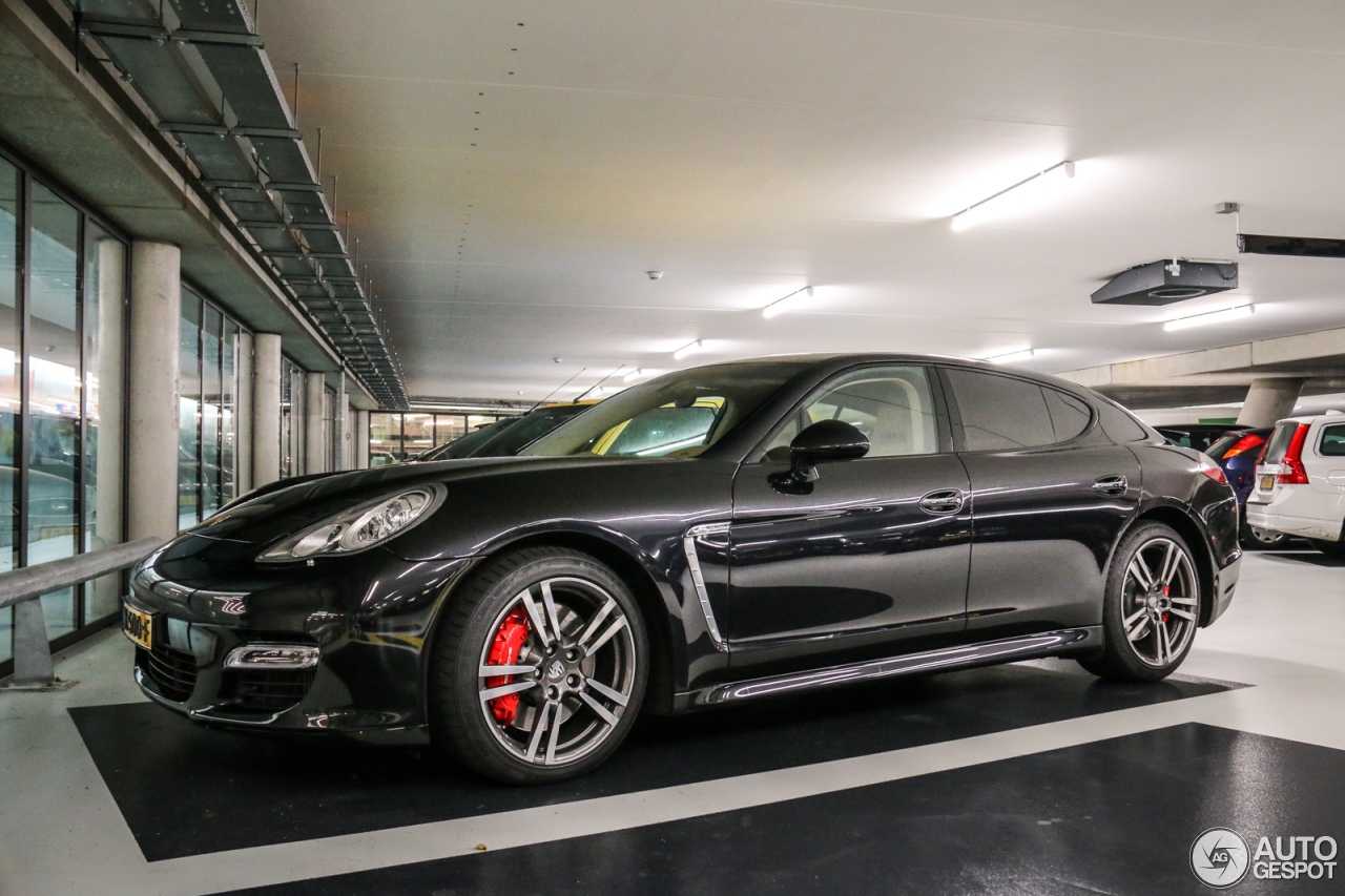 Porsche Panamera Turbo 22 October 2016 Autogespot