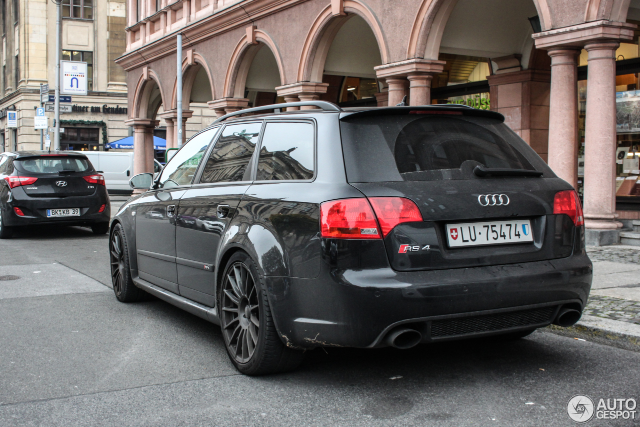 audi rs4 avant b7 23 october 2016 autogespot. Black Bedroom Furniture Sets. Home Design Ideas