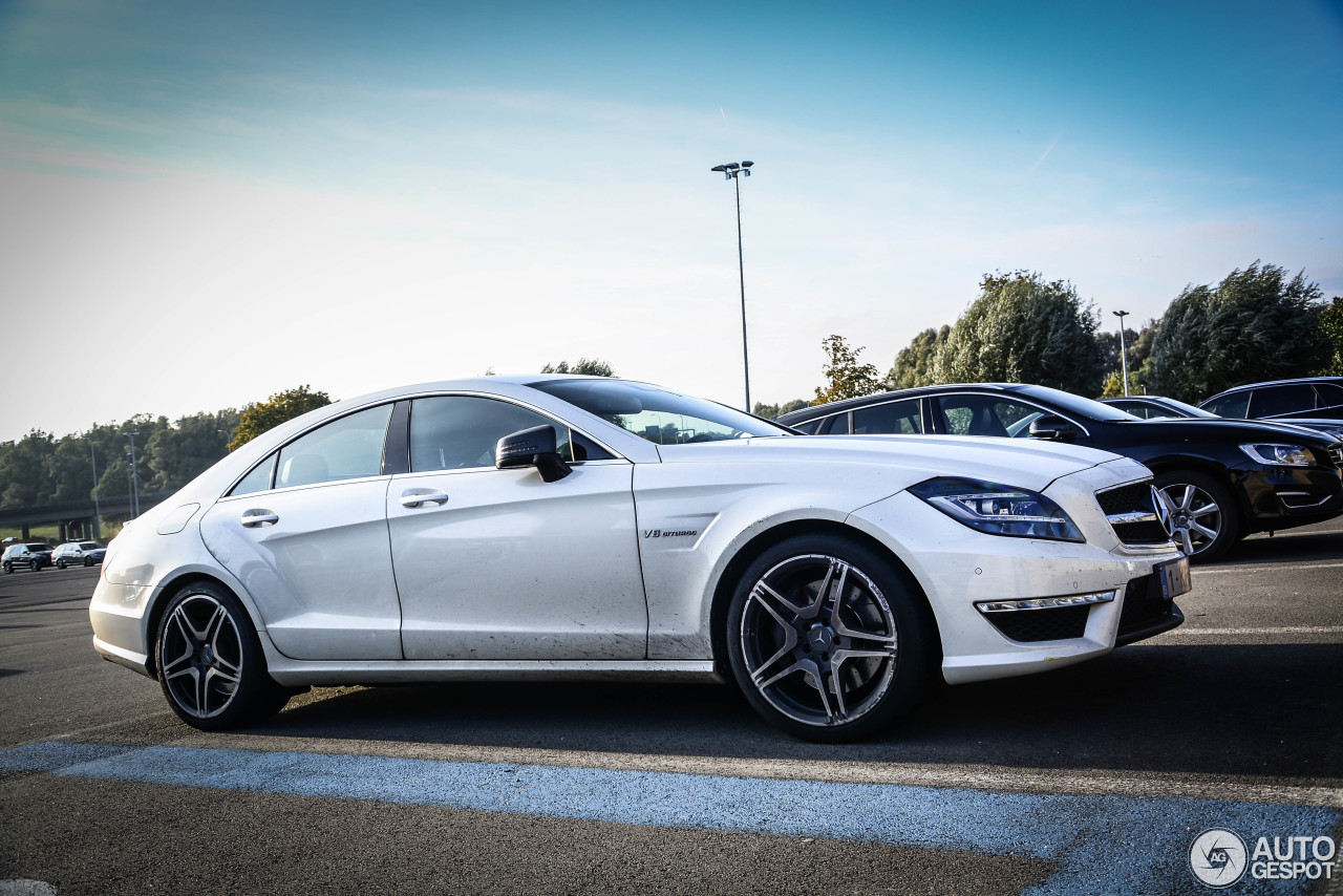 mercedes benz cls 63 amg c218 23 october 2016 autogespot