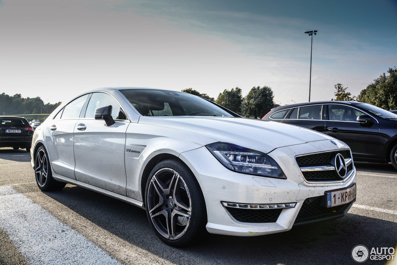 Mercedes benz cls 63 amg c218 23 oktober 2016 autogespot for Mercedes benz amg cls