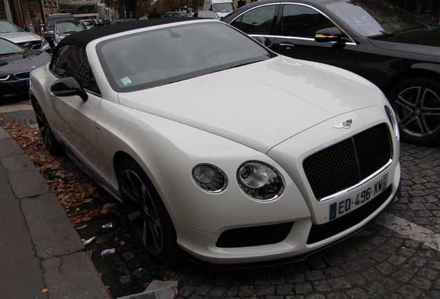 Bentley Continental GTC V8 S