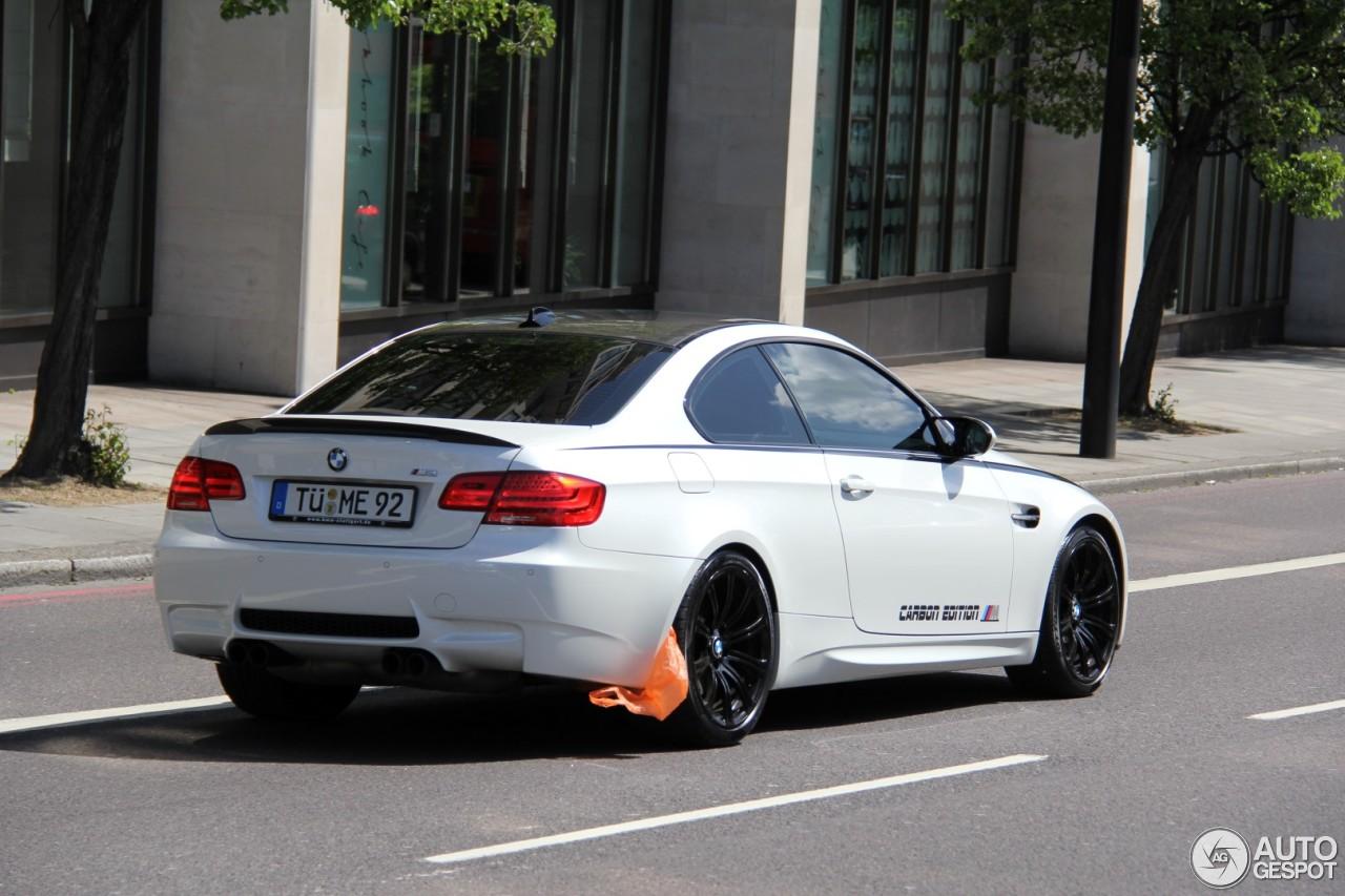 BMW M3 E92 Coupé Carbon Edition - 24 October 2016 - Autogespot