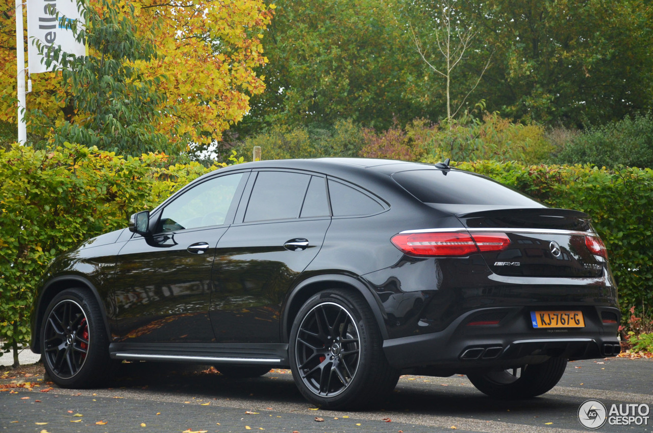 mercedes amg gle 63 s coup 24 october 2016 autogespot. Black Bedroom Furniture Sets. Home Design Ideas