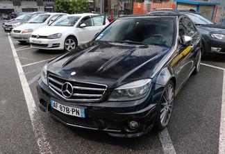 Mercedes-Benz C 63 AMG W204 2012