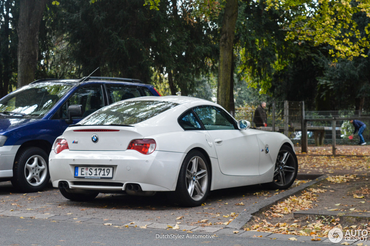 BMW Z4 M Coupé - 25 October 2016 - Autogespot