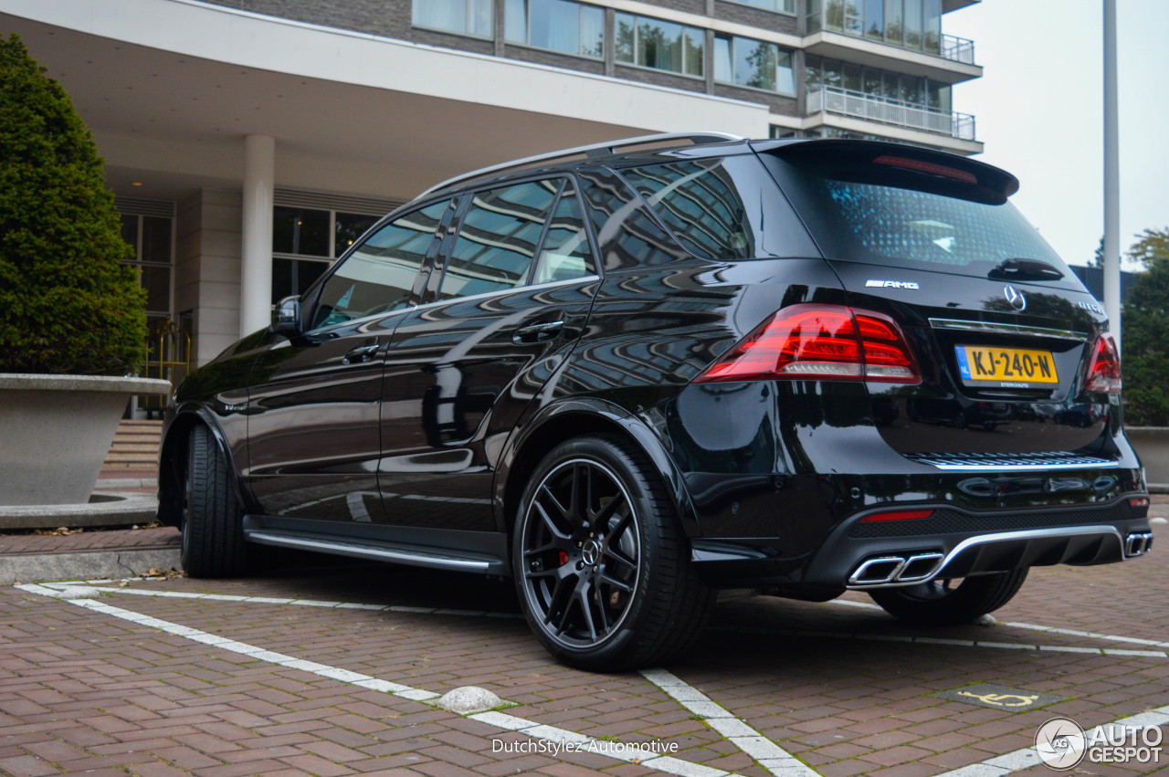 mercedes amg gle 63 s 25 october 2016 autogespot. Black Bedroom Furniture Sets. Home Design Ideas