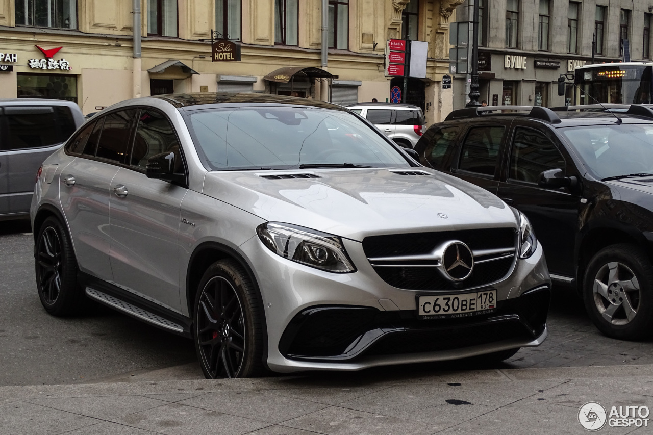 mercedes amg gle 63 s coup 25 oktober 2016 autogespot. Black Bedroom Furniture Sets. Home Design Ideas
