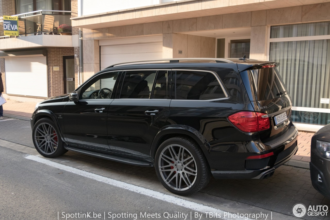 mercedes benz gl 63 amg x166 25 october 2016 autogespot. Black Bedroom Furniture Sets. Home Design Ideas