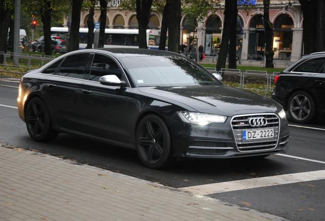 Audi S6 Sedan C7