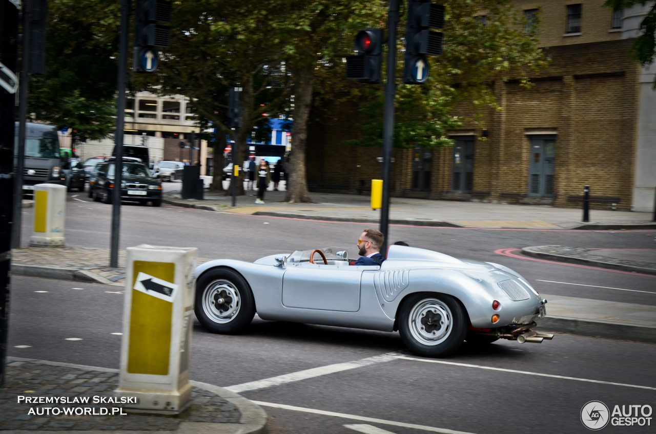 Porsche 718 Rsk Spyder Replica 26 October 2016 Autogespot