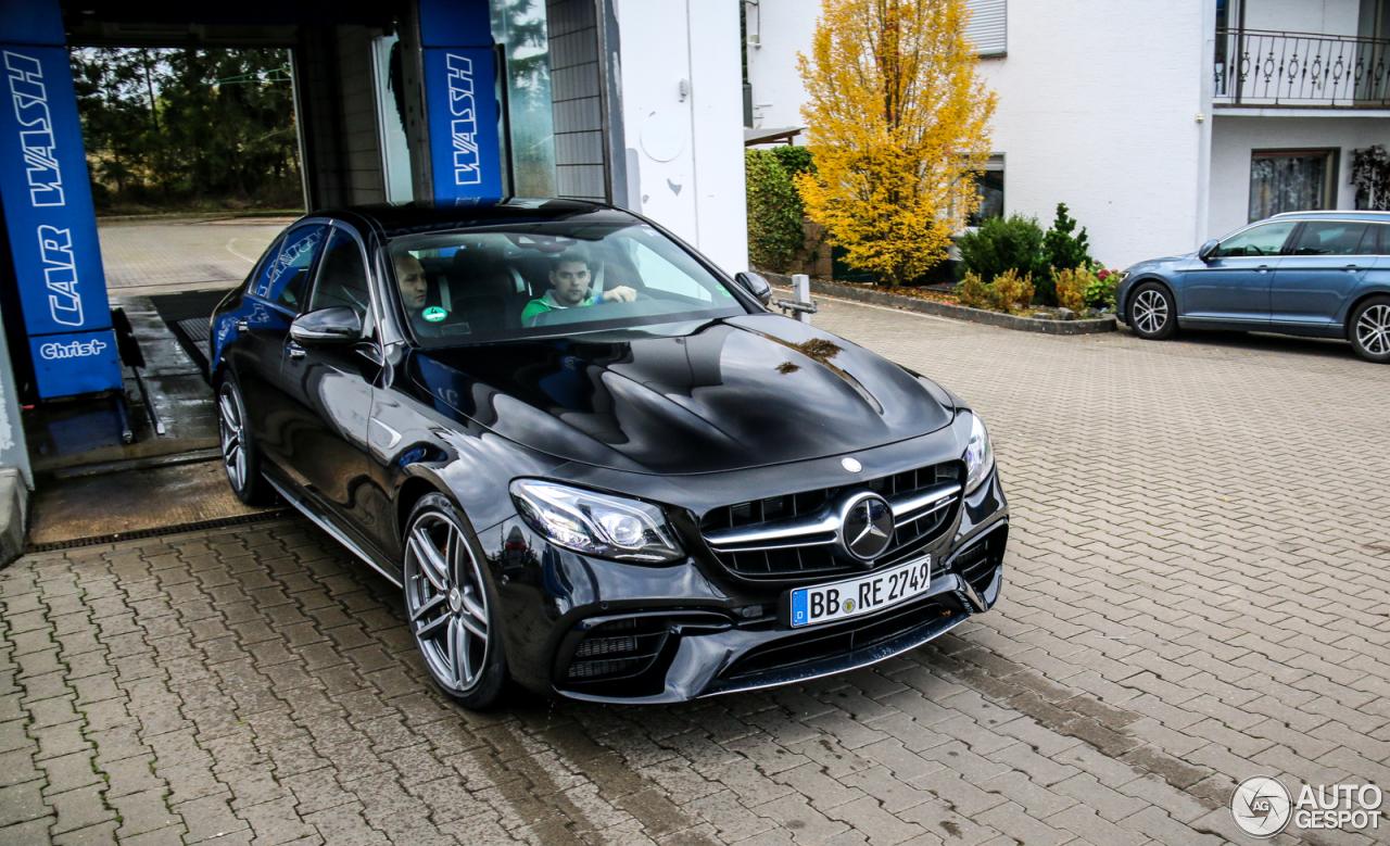 Mercedes Amg E 63 S W213 27 Pa 188 Dziernik 2016 Autogespot