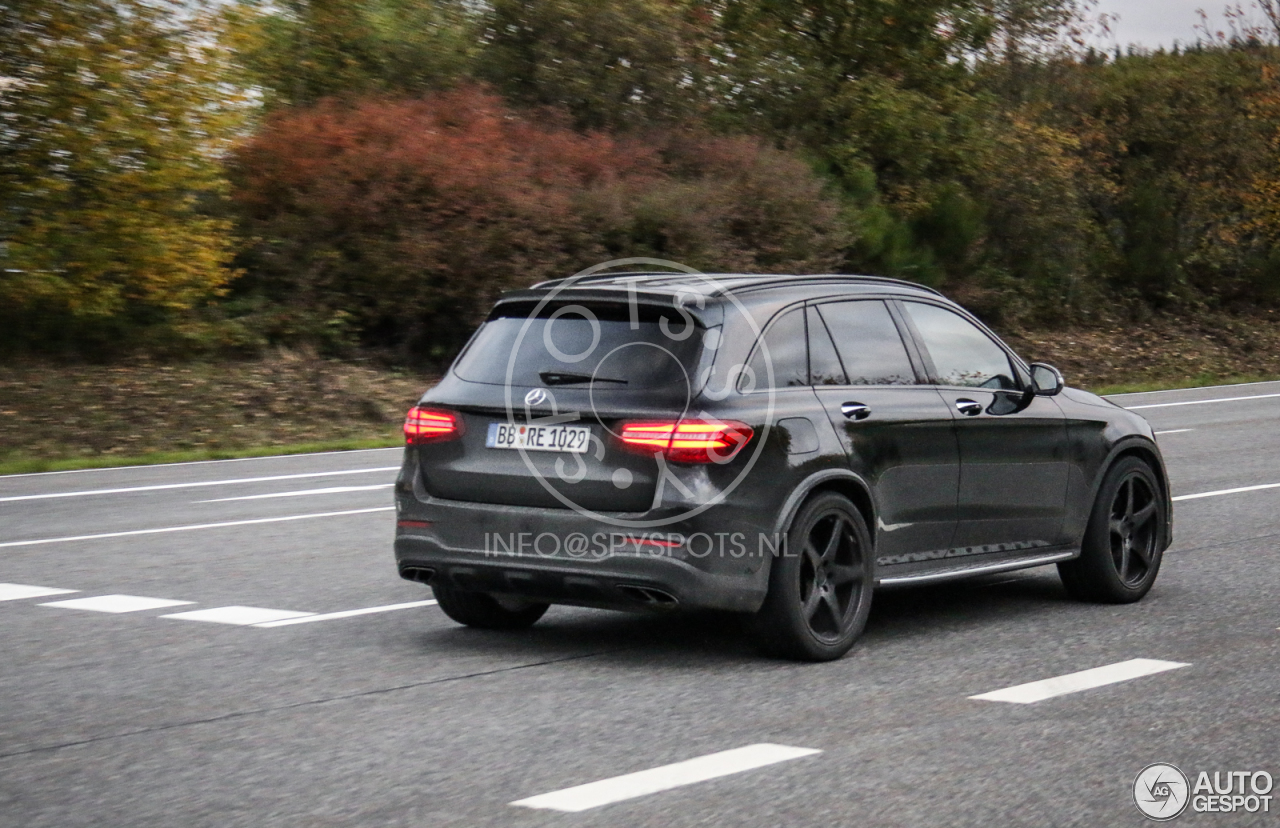 mercedes amg glc 43 x253 27 october 2016 autogespot. Black Bedroom Furniture Sets. Home Design Ideas