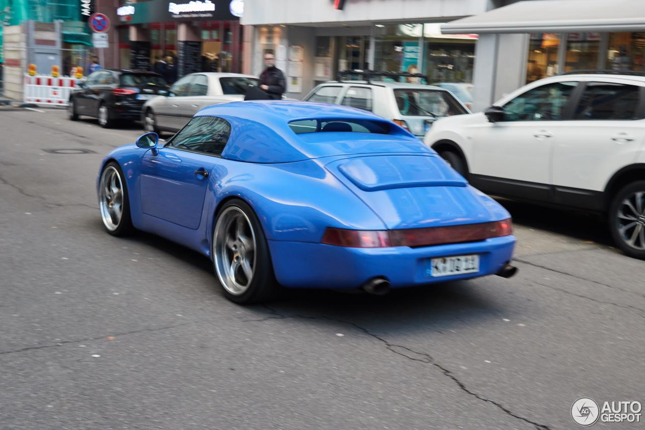 Porsche Strosek 964 Speedster 27 October 2016 Autogespot