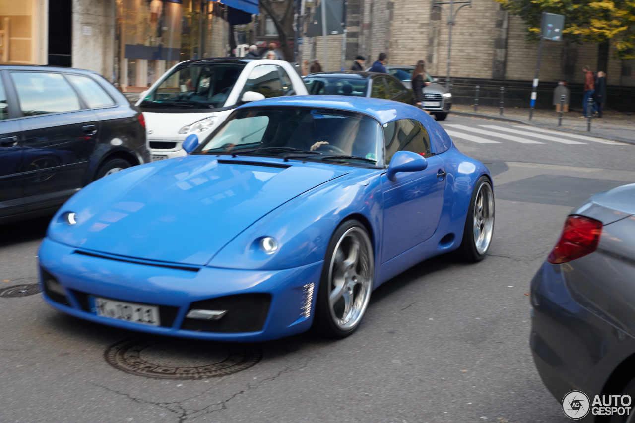 Porsche Strosek 964 Speedster 27 October 2016 Autogespot