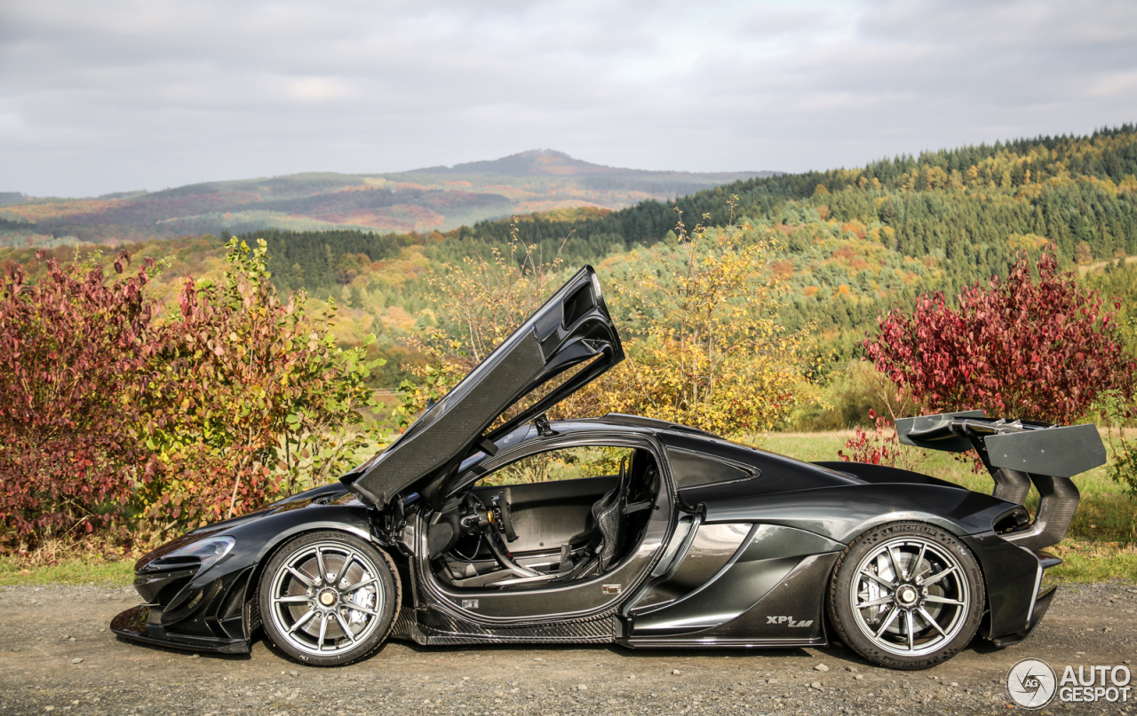mclaren p1 lm 28 october 2016 autogespot