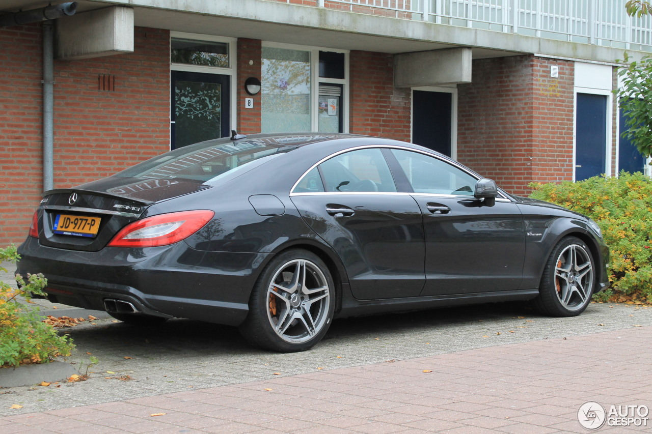 mercedes benz cls 63 amg c218 28 oktober 2016 autogespot. Black Bedroom Furniture Sets. Home Design Ideas