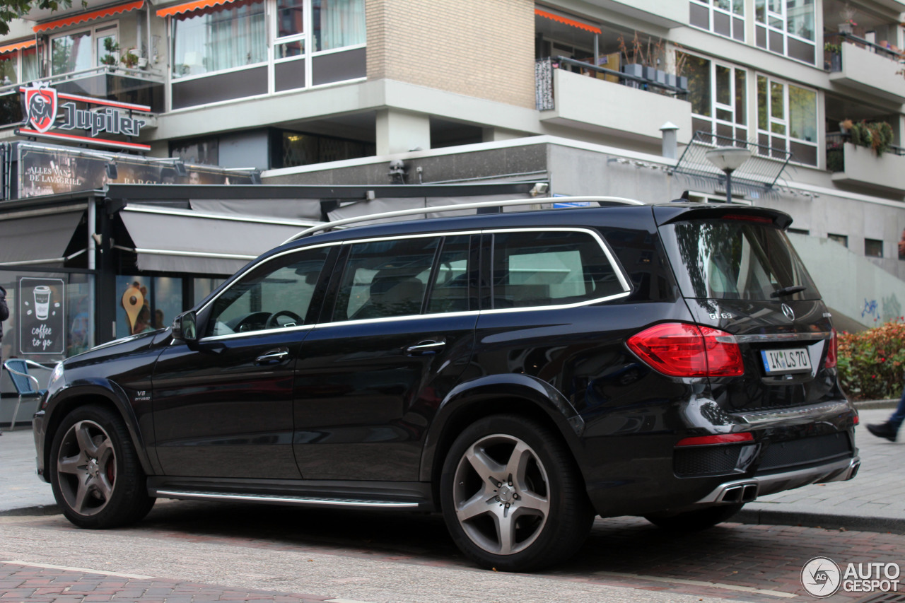mercedes benz gl 63 amg x166 28 october 2016 autogespot. Black Bedroom Furniture Sets. Home Design Ideas
