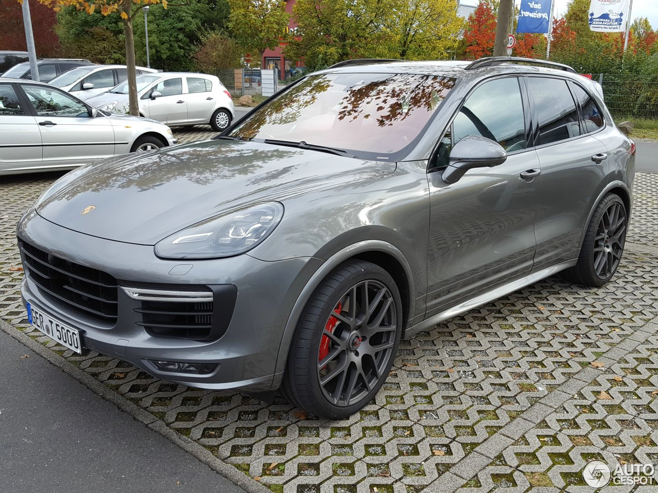 porsche 958 cayenne gts mkii 28 october 2016 autogespot. Black Bedroom Furniture Sets. Home Design Ideas