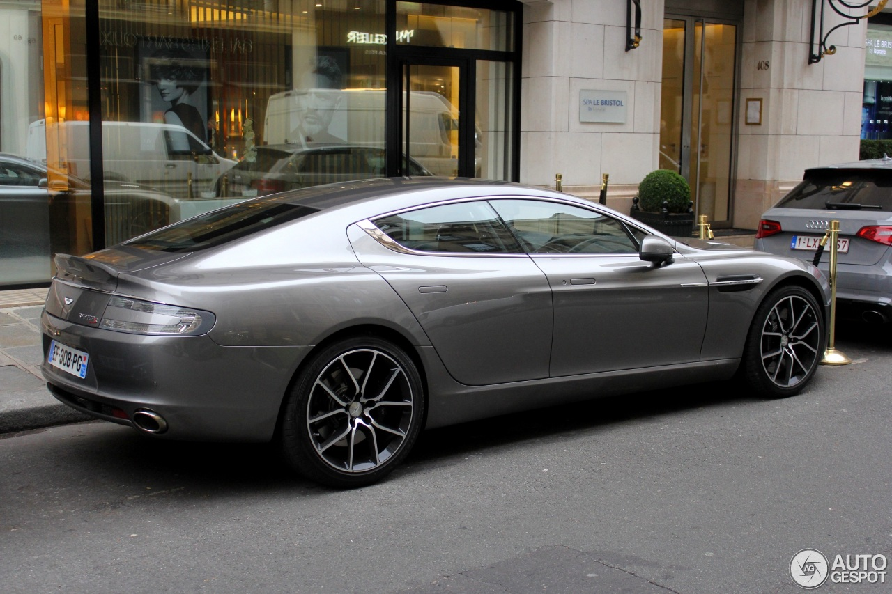 aston martin rapide s 29 october 2016 autogespot. Cars Review. Best American Auto & Cars Review