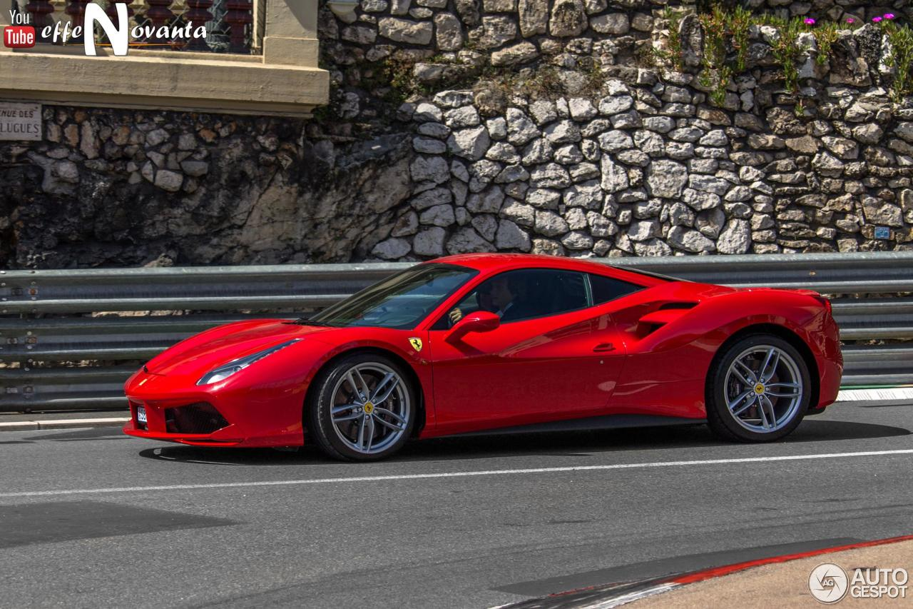 ferrari 488 gtb 29 october 2016 autogespot. Black Bedroom Furniture Sets. Home Design Ideas