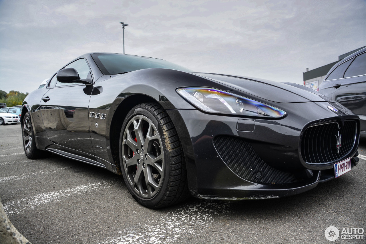 Maserati GranTurismo Sport - 29 October 2016 - Autogespot