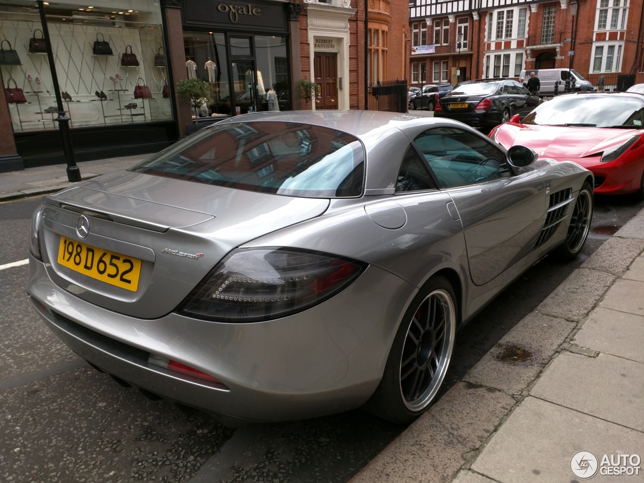 mercedes benz slr mclaren 722 edition 29 october 2016 autogespot. Cars Review. Best American Auto & Cars Review