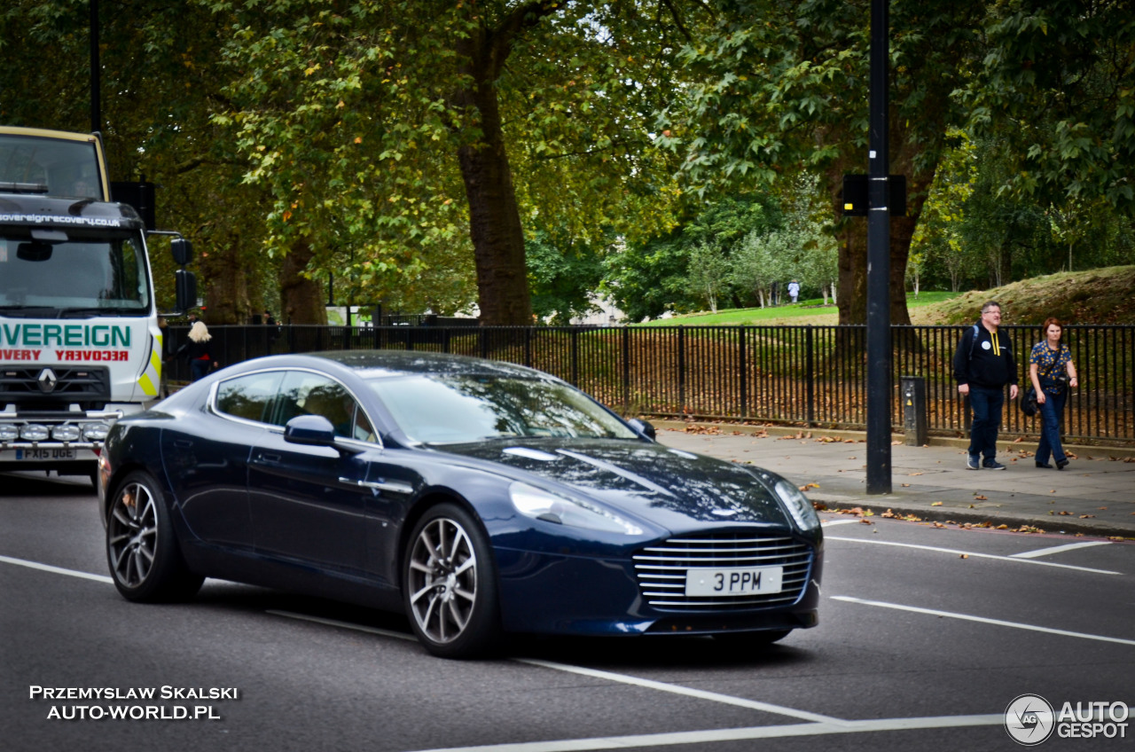 aston martin rapide s 30 october 2016 autogespot. Cars Review. Best American Auto & Cars Review