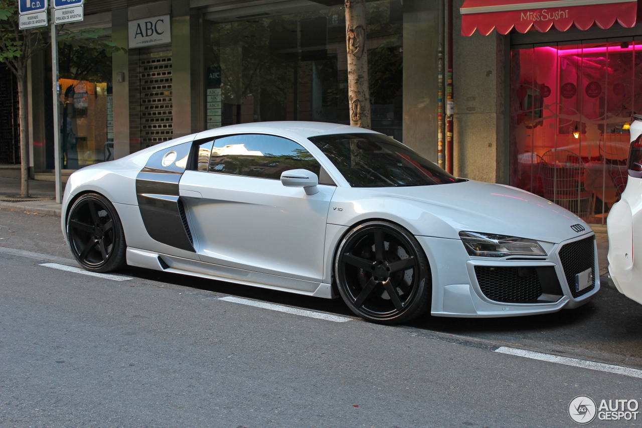 Audi R8 V10 Regula Tuning 30 October 2016 Autogespot