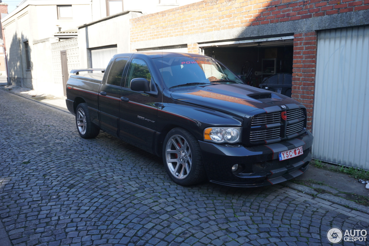 dodge ram srt 10 quad cab 30 october 2016 autogespot. Black Bedroom Furniture Sets. Home Design Ideas
