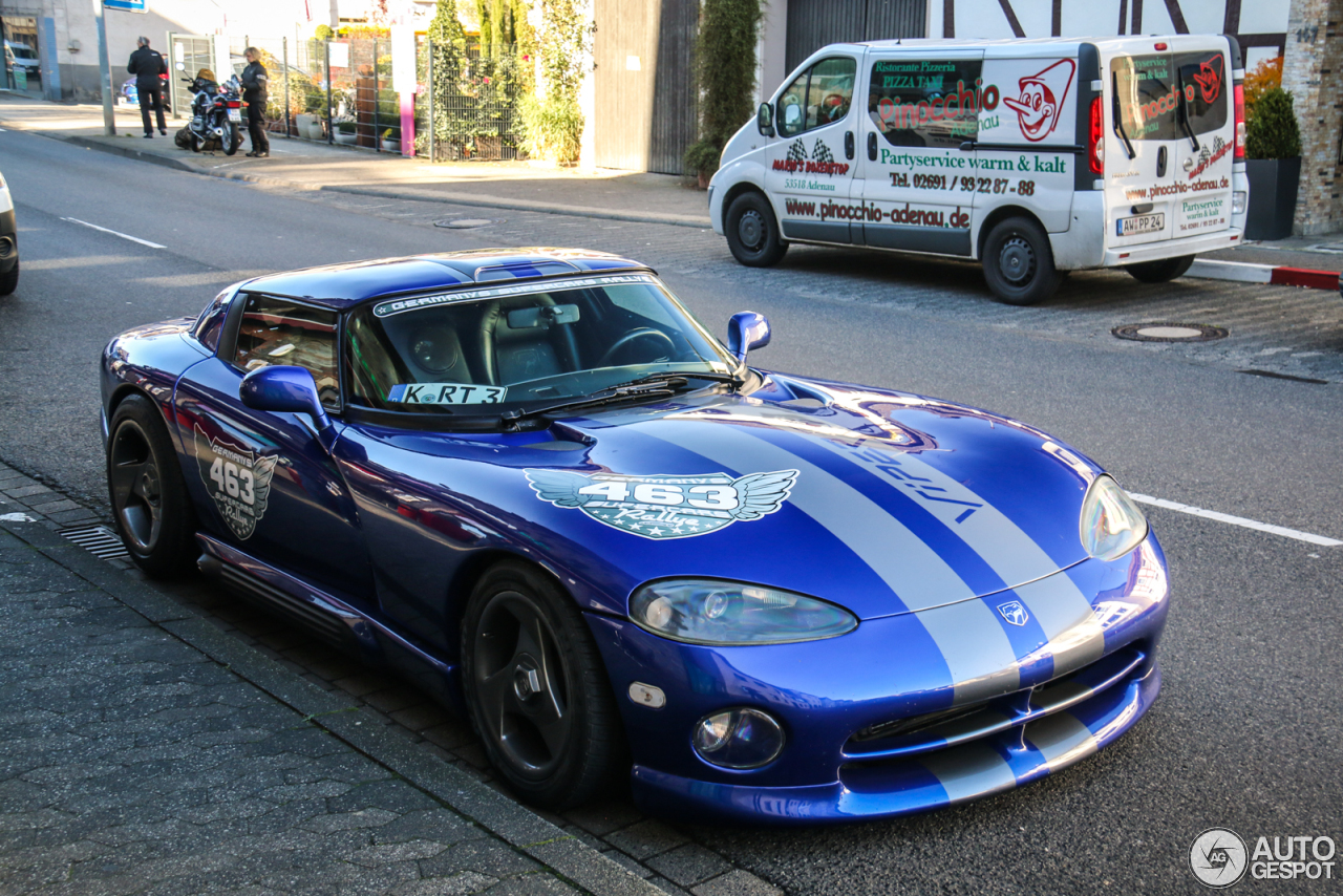 Dodge Viper RT/10 1996 - 30 October 2016 - Autogespot