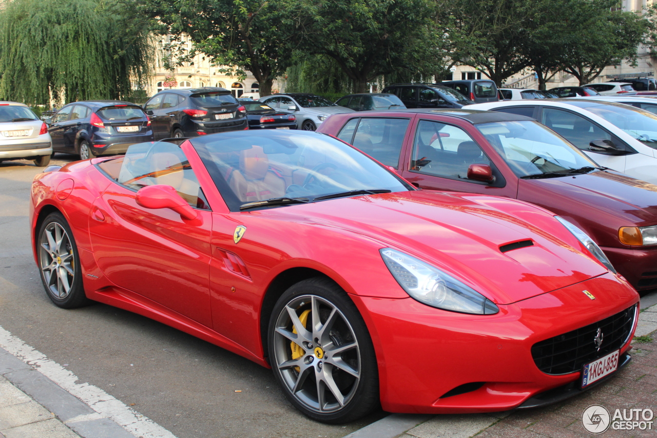 ferrari california 30 october 2016 autogespot. Black Bedroom Furniture Sets. Home Design Ideas