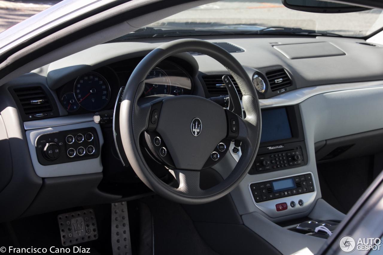 Maserati granturismo s 30 octubre 2016 autogespot for A salon aurora mo