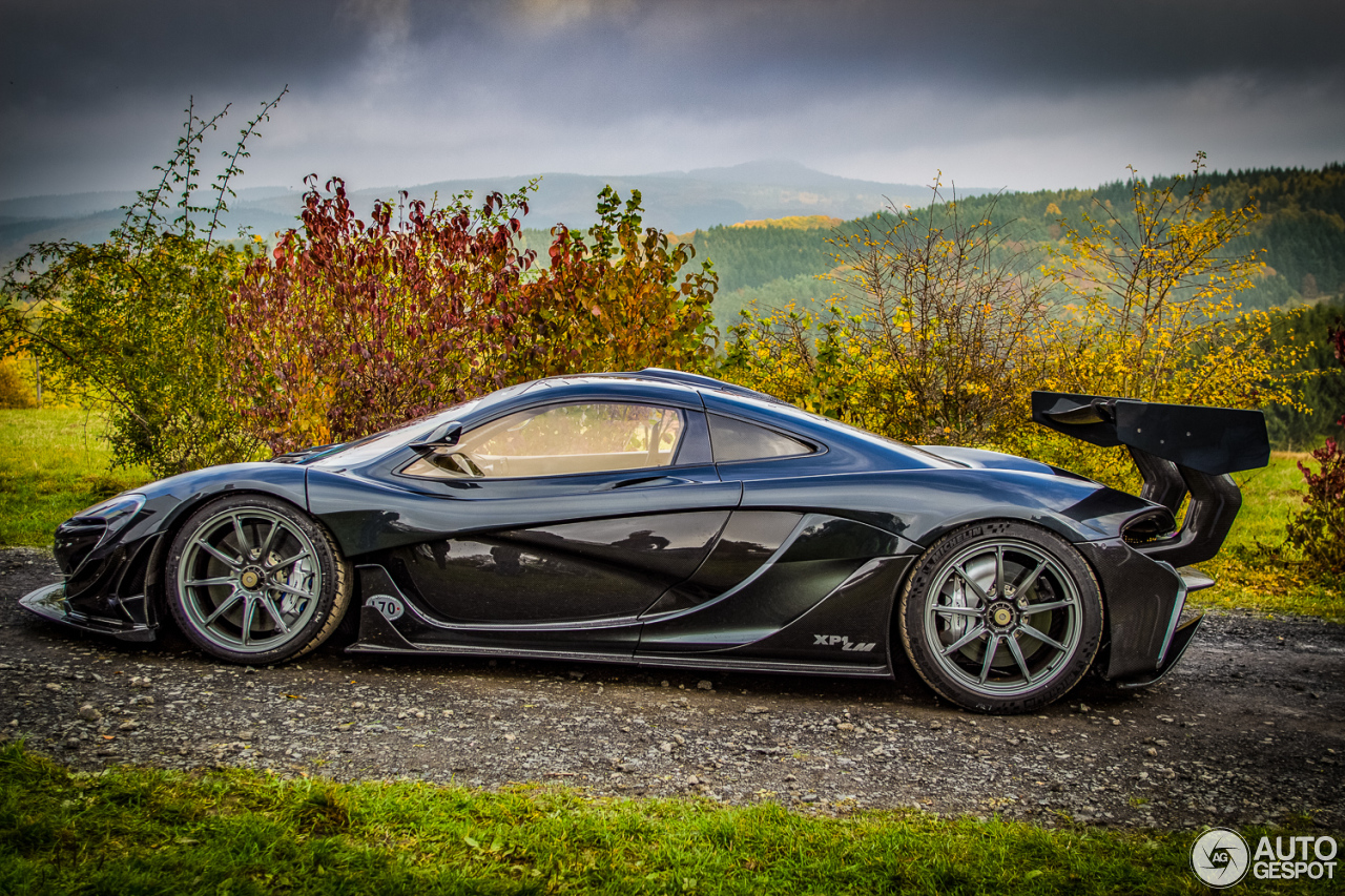 mclaren p1 lm 30 october 2016 autogespot
