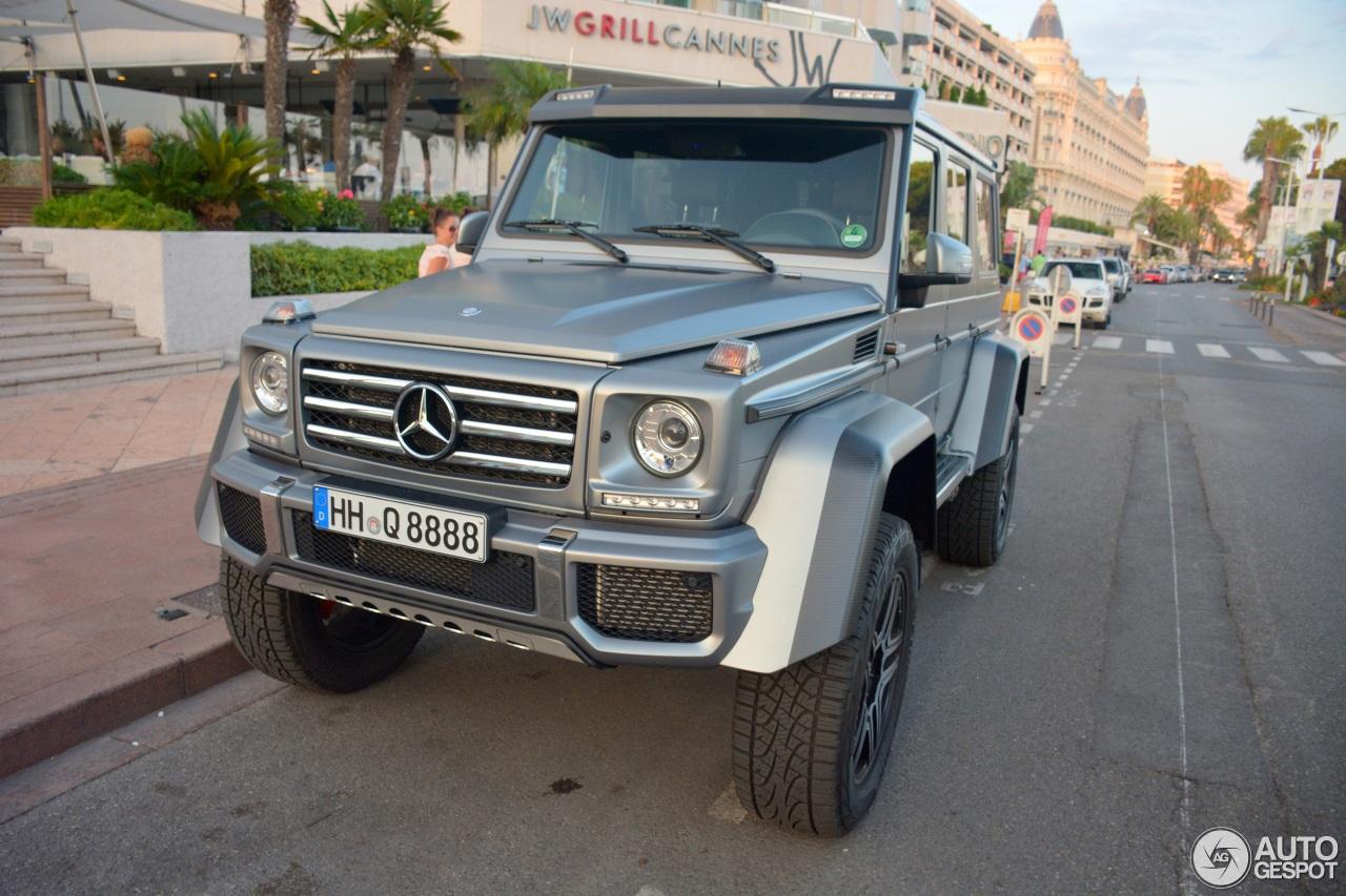 Mercedes benz g 500 4x4 30 octobre 2016 autogespot for Mercedes benz c 500