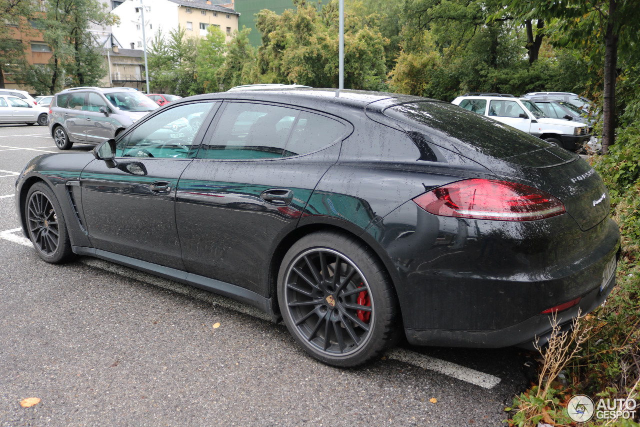 porsche 970 panamera gts mkii 30 oktober 2016 autogespot. Black Bedroom Furniture Sets. Home Design Ideas