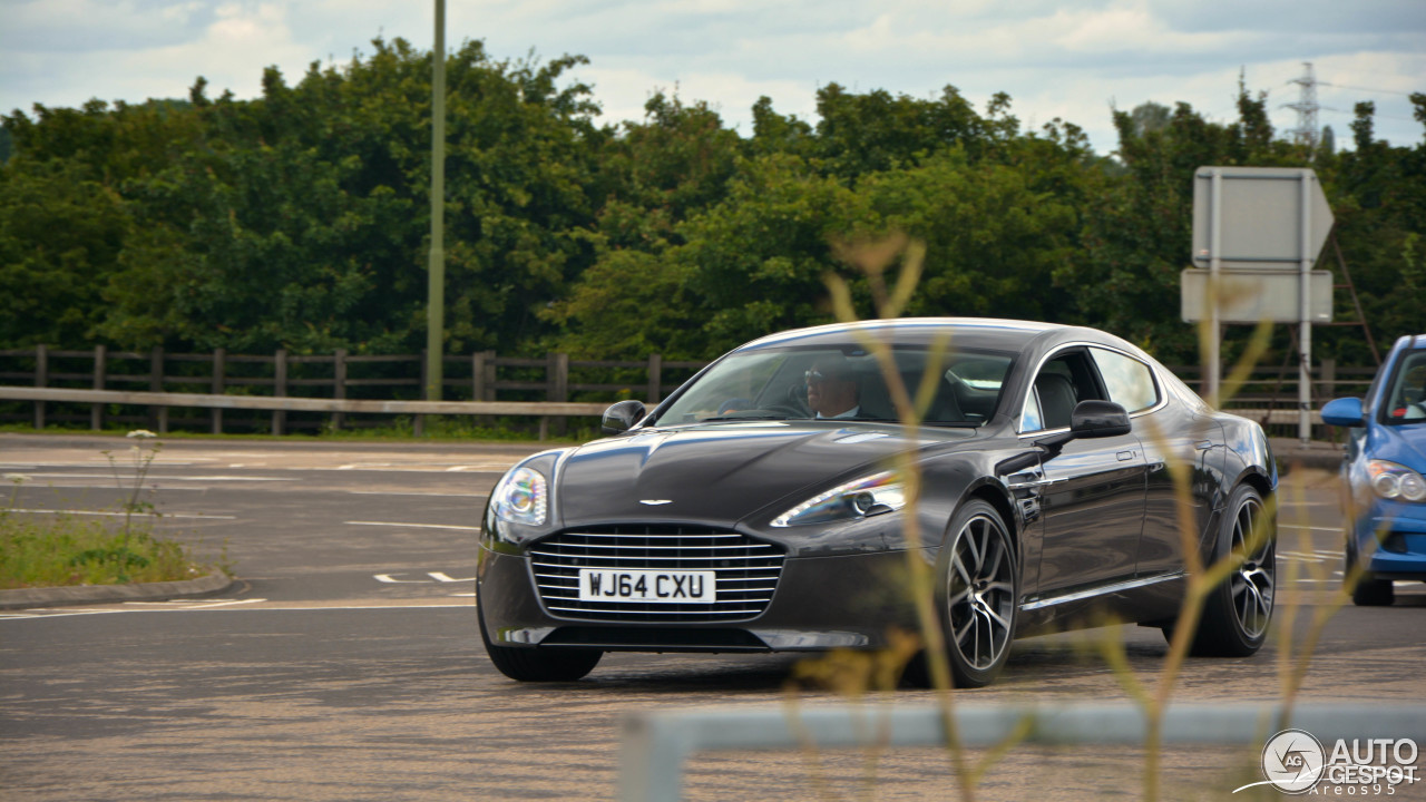 aston martin rapide s 31 october 2016 autogespot. Cars Review. Best American Auto & Cars Review