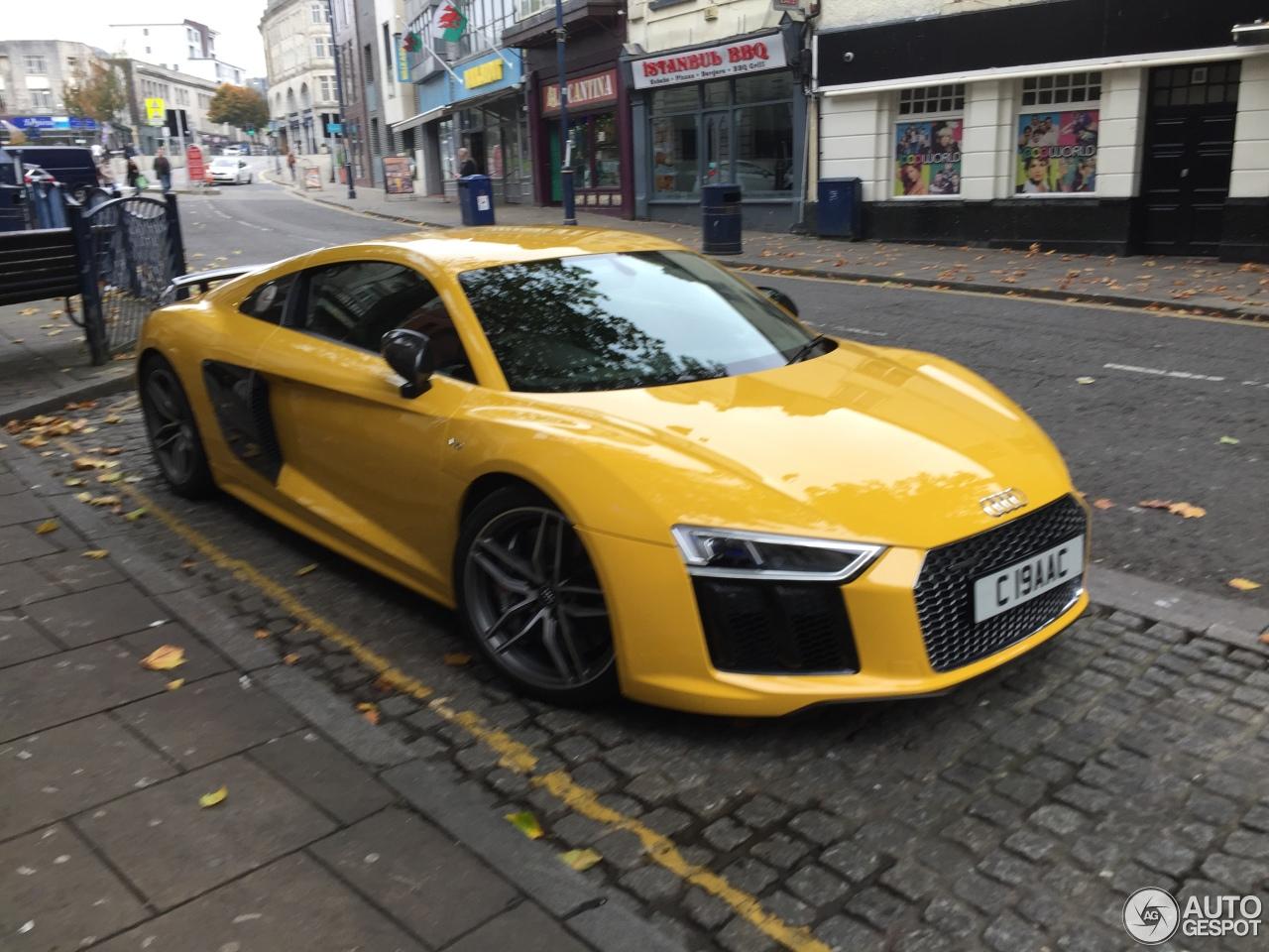 Audi R8 V10 Plus 2015 31 October 2016 Autogespot