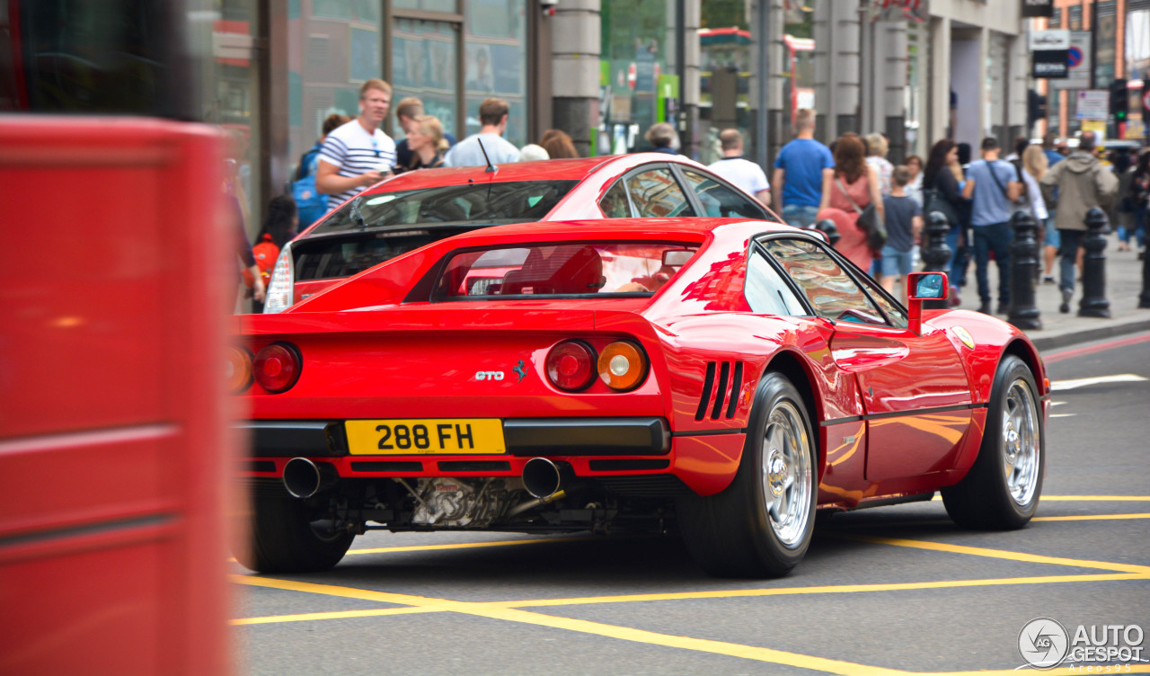 ferrari 288 gto 31 october 2016 autogespot. Cars Review. Best American Auto & Cars Review