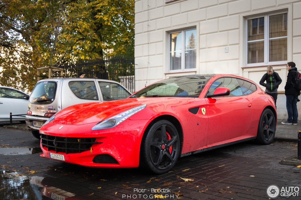 ferrari ff 31 october 2016 autogespot. Black Bedroom Furniture Sets. Home Design Ideas