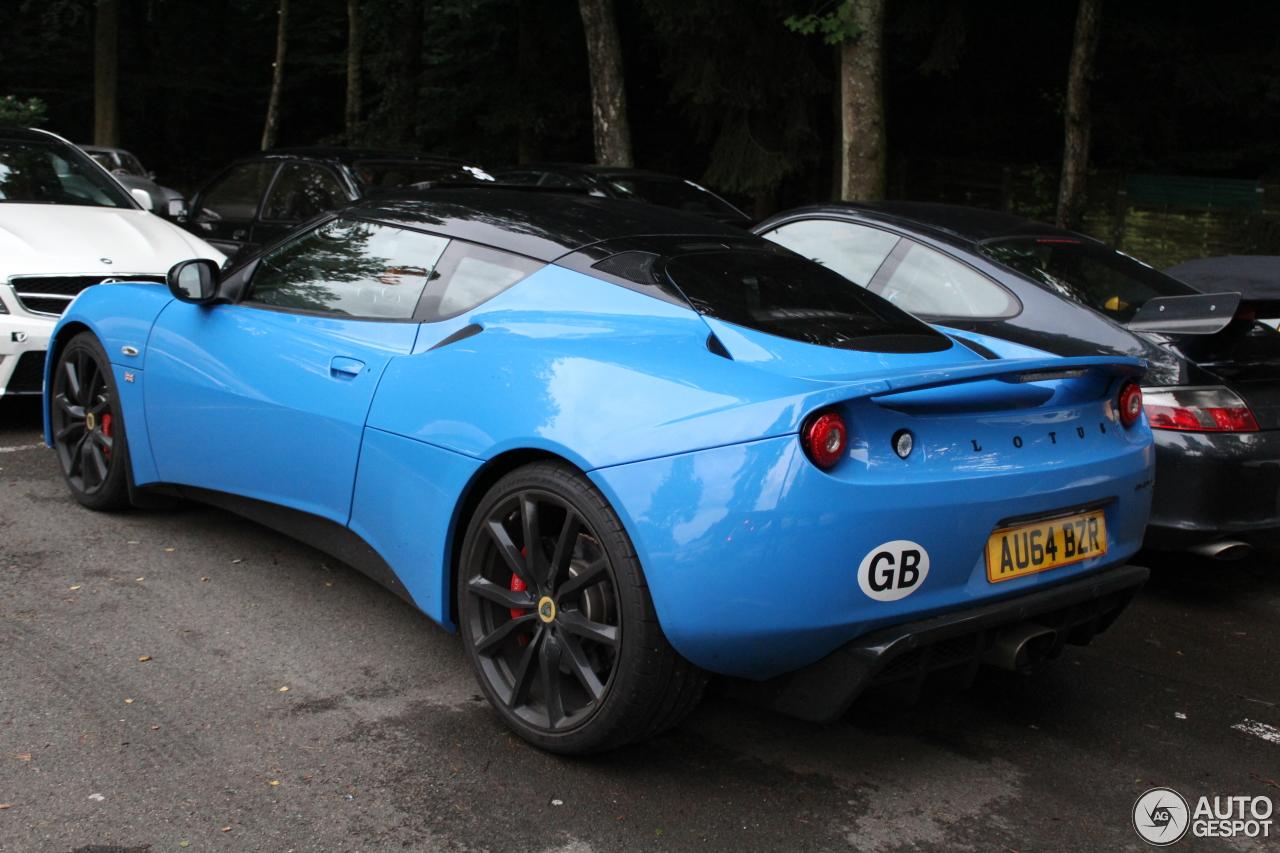 Lotus Evora S - 31 October 2016 - Autogespot