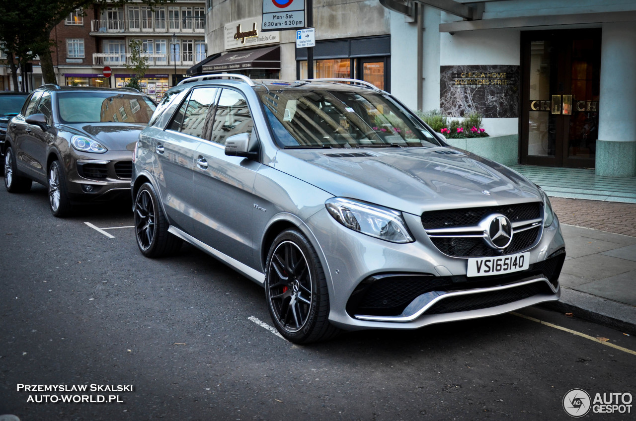 mercedes amg gle 63 s 31 october 2016 autogespot. Black Bedroom Furniture Sets. Home Design Ideas